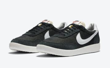 Nike Killshot Black White Off Noir DC1982-001 Release Date Info