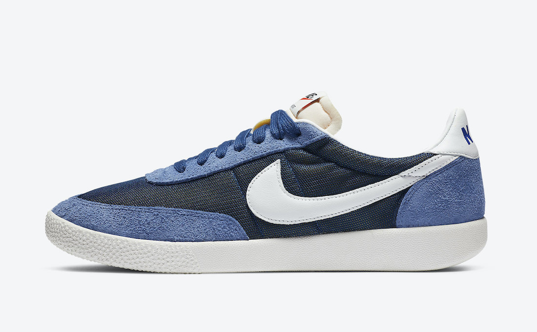 Nike Killshot Coastal Blue DC1982-400 Release Date Info