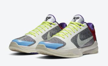 Nike Kobe 5 Protro PJ Tucker CD4991-004 Release Date