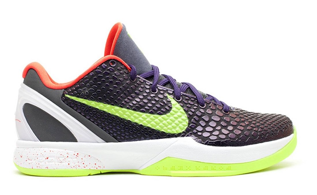 Nike Kobe 6 Protro Chaos 2021 CW2190-500 Release Date Info