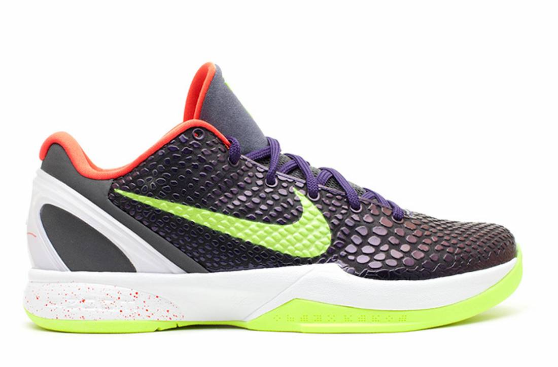 Nike Kobe 6 Protro Chaos 2021 CW2190-500