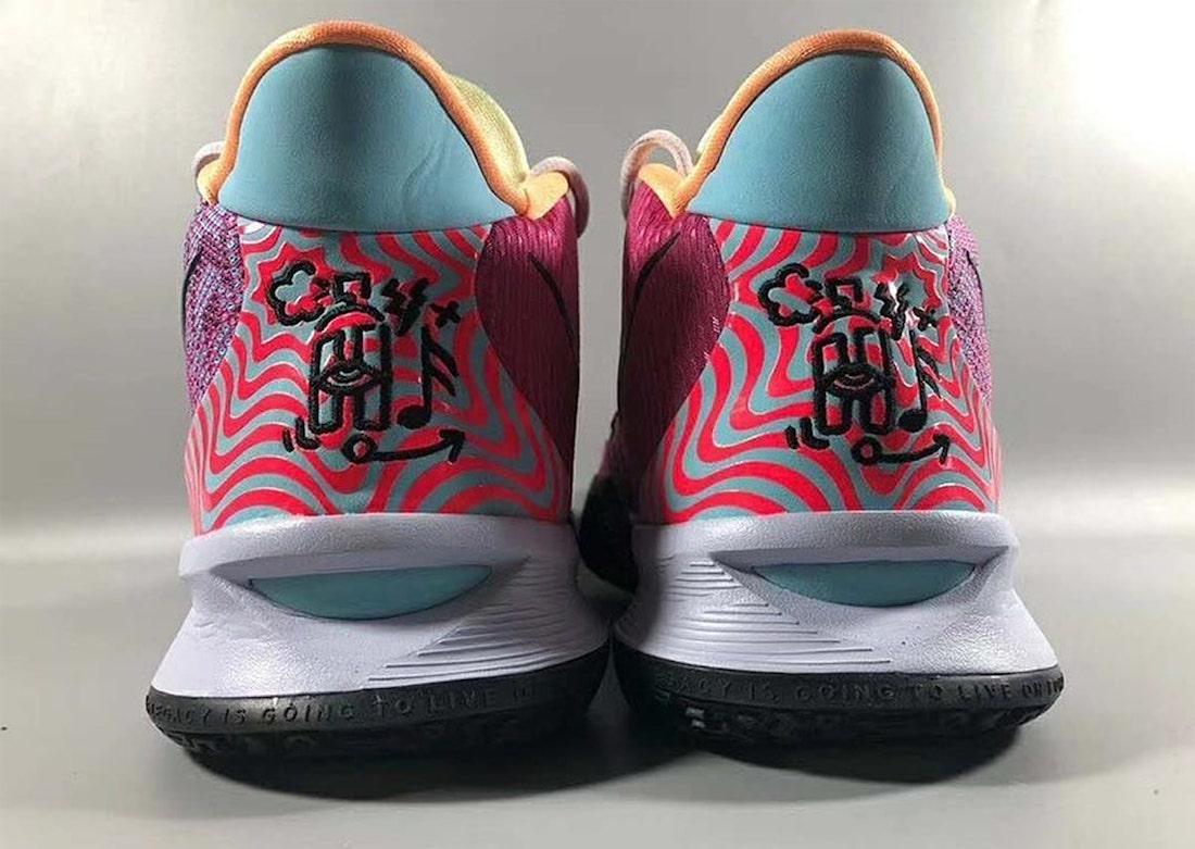 Nike Kyrie 7 Hendrix Release Date Info