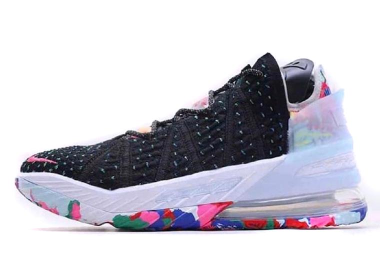 Nike LeBron 18 James Gang Release Date Info