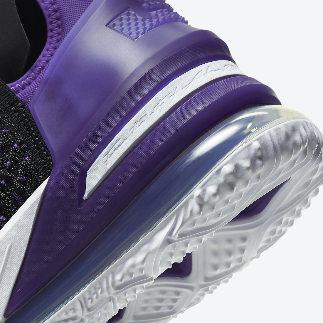 Nike LeBron 18 Lakers CQ9283-004 Release Date Info