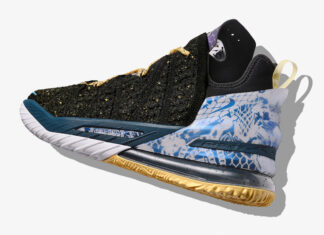 Nike LeBron 18 Reflections Release Date Info