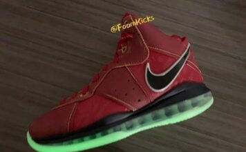 Nike LeBron 8 Gym Red Cucumber Calm Black CT5330-600 Release Date Info