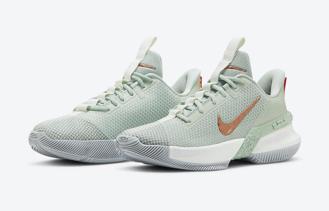 Nike LeBron Ambassador 13 Empire Jade CQ9329-300 Release Date Info