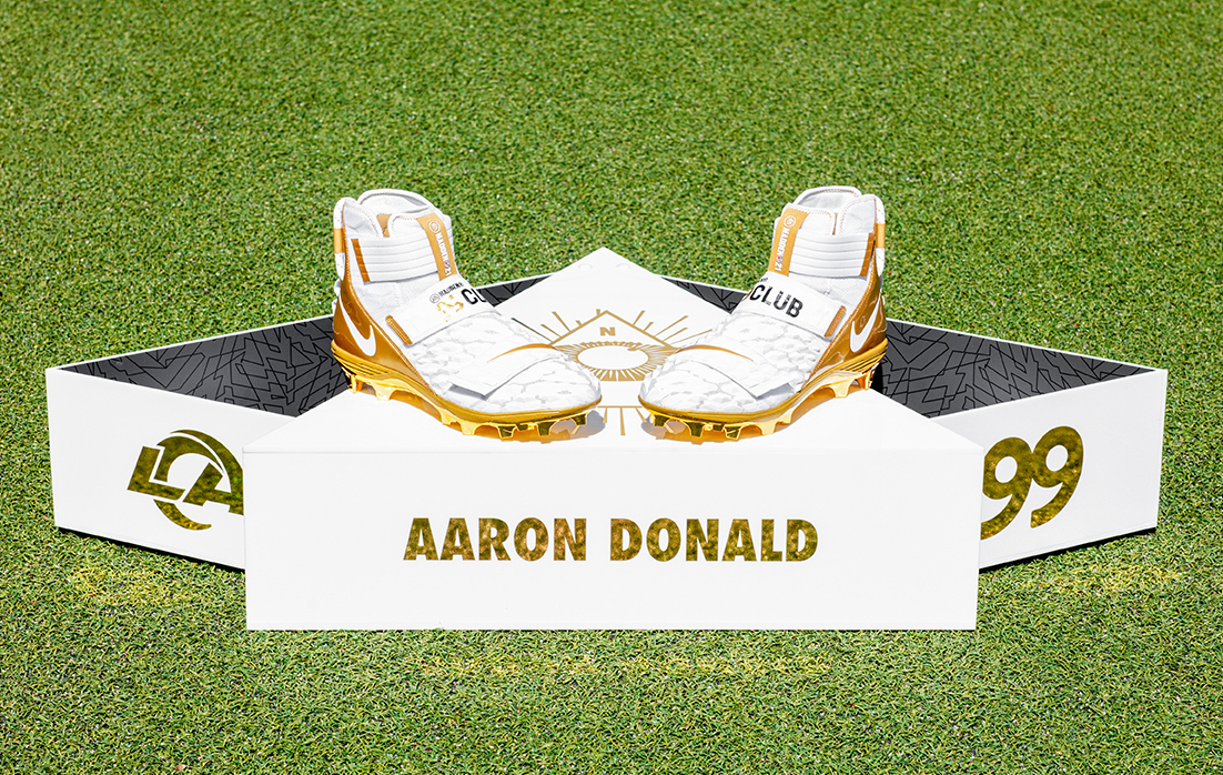 Nike Madden 99 Club Aaron Donald