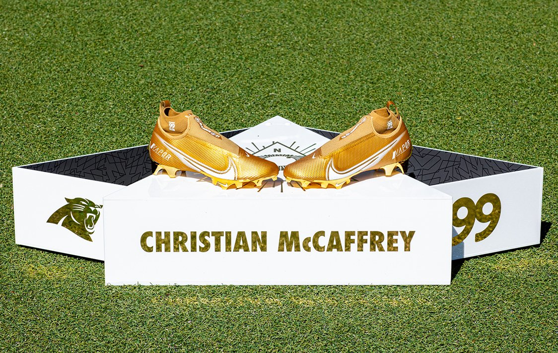 Nike Madden 99 Club Christian McCaffrey