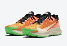 Nike Pegasus Trail 2 Orange Green CK4305-800 Release Date Info