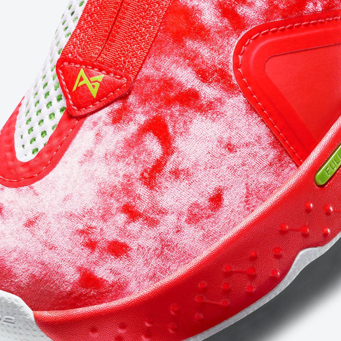 Nike PG 4 Christmas CD5082-602 Release Date