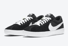 Nike SB Bruin React Black White CJ1661-001 Release Date Info