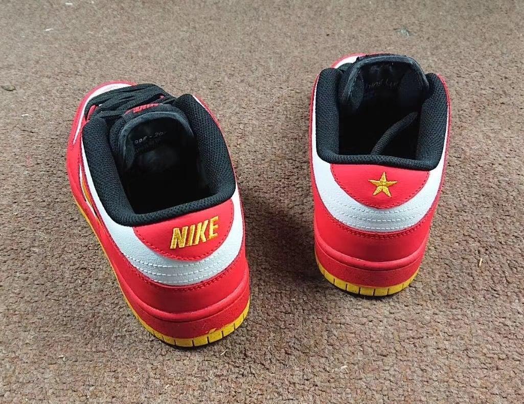 Nike SB Dunk Low Vietnam 25th Anniversary 309242-307 Release Date Info