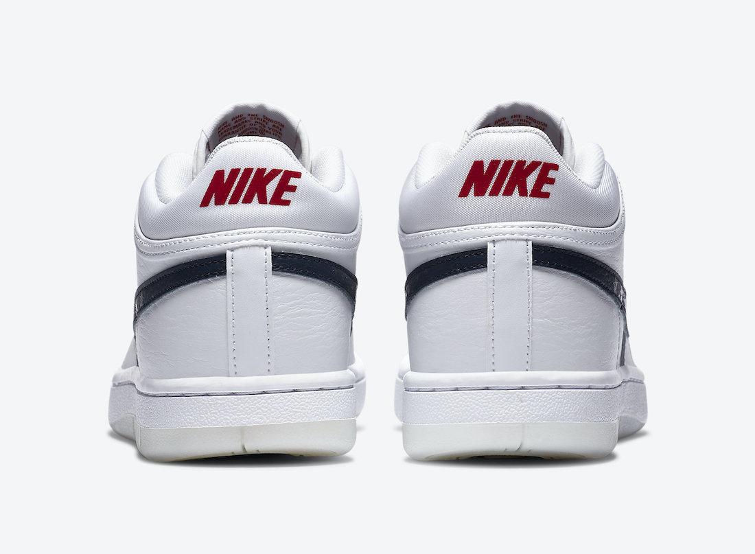 Nike Sky Force 3/4 White Obsidian CZ7892-101 Release Date Info
