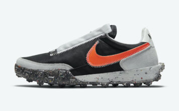 Nike Waffle Racer Crater Hyper Crimson Photon Dust CT1983-101 Release Date Info