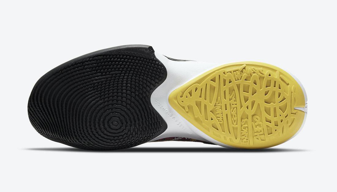 Nike Zoom Freak 2 NRG DB4689-600 Release Date Info