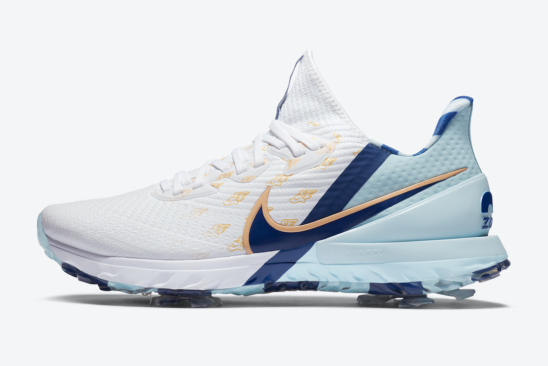 Nike Zoom Infinity Tour Golf CT6668-100 Release Date Info