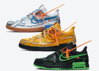 Off-White Nike Air Rubber Dunk Collection