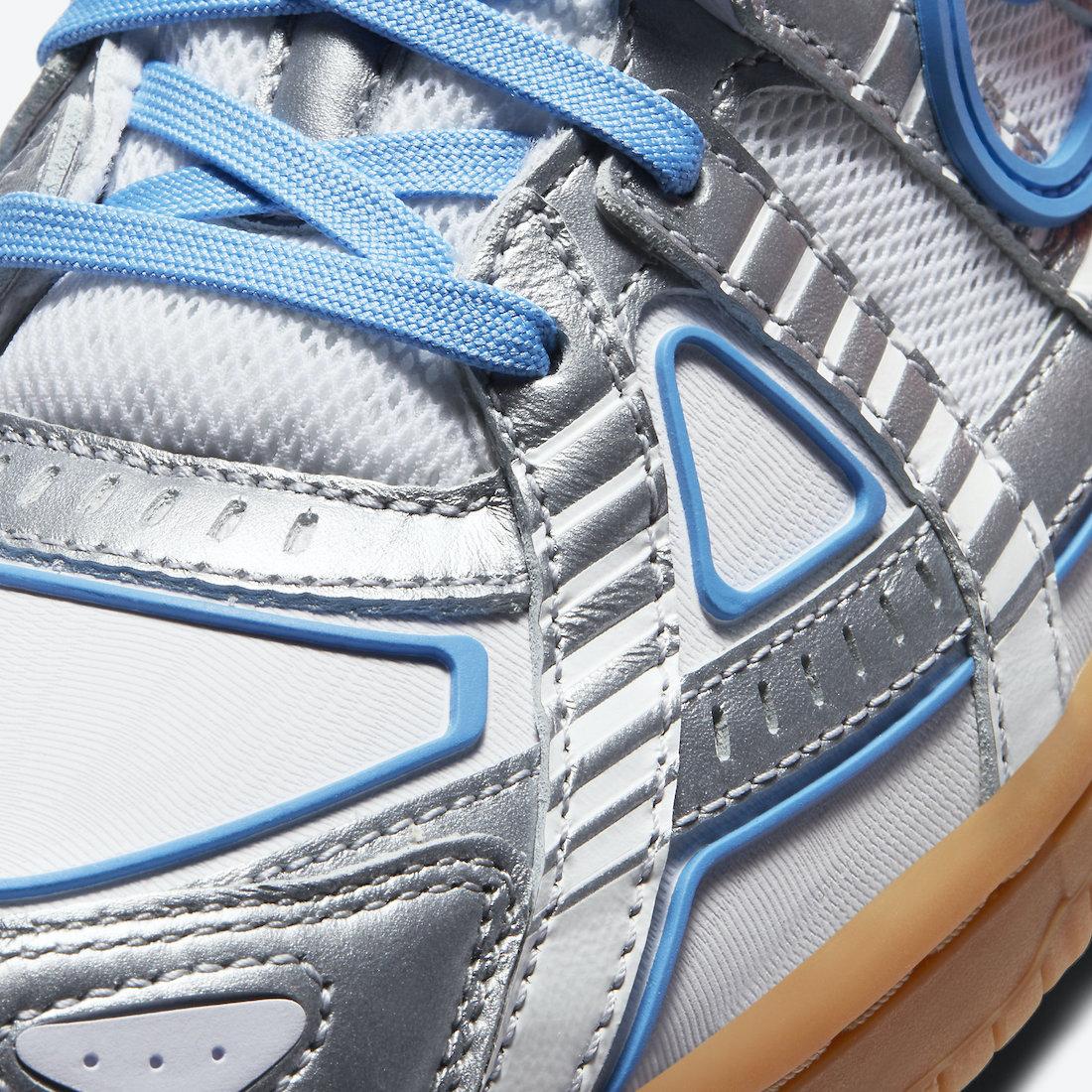 Off-White Nike Air Rubber Dunk University Blue CU6015-100 Release Date