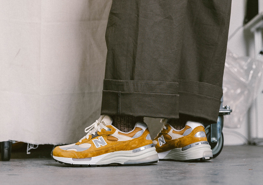 Packer Shoes New Balance 992 Release Date