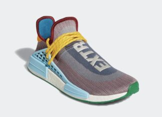 adidas NMD Hu Human Race Colorways
