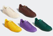 Pharrell adidas Superstar Primeknit Human Race Pack Release Date Info