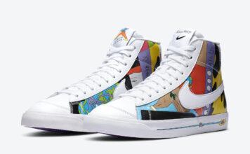 Ruohan Wang Nike Blazer Mid CZ3775-900 Release Date Info