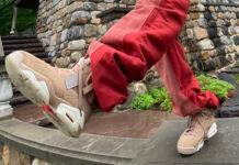 Travis Scott Air Jordan 6 Khaki 2021