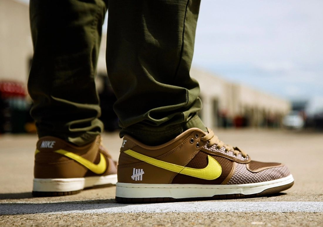 Undefeated Nike Dunk Low 2021 Release Date