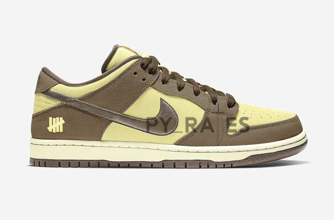 Undefeated Nike Dunk Low Release Date Info