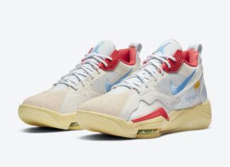 Union Jordan Zoom 92 Guava Ice DA2553-800 Release Date Info