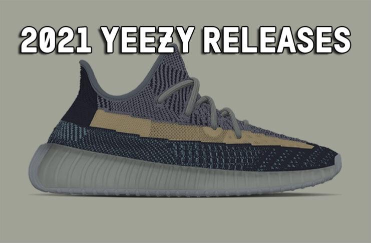 Yeezy release dates