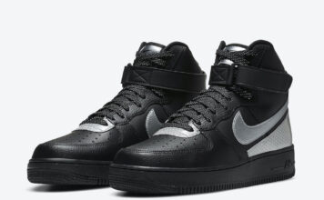 3M Nike Air Force 1 High CU4159-001 Release Date Info