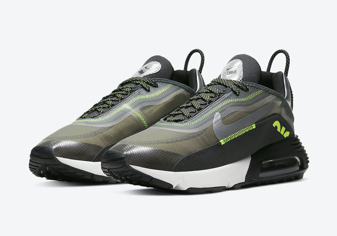 italiano fondo web  3M air max 95 independence day edition Black Volt CW8336-001 Release Date  Info   SneakerFiles