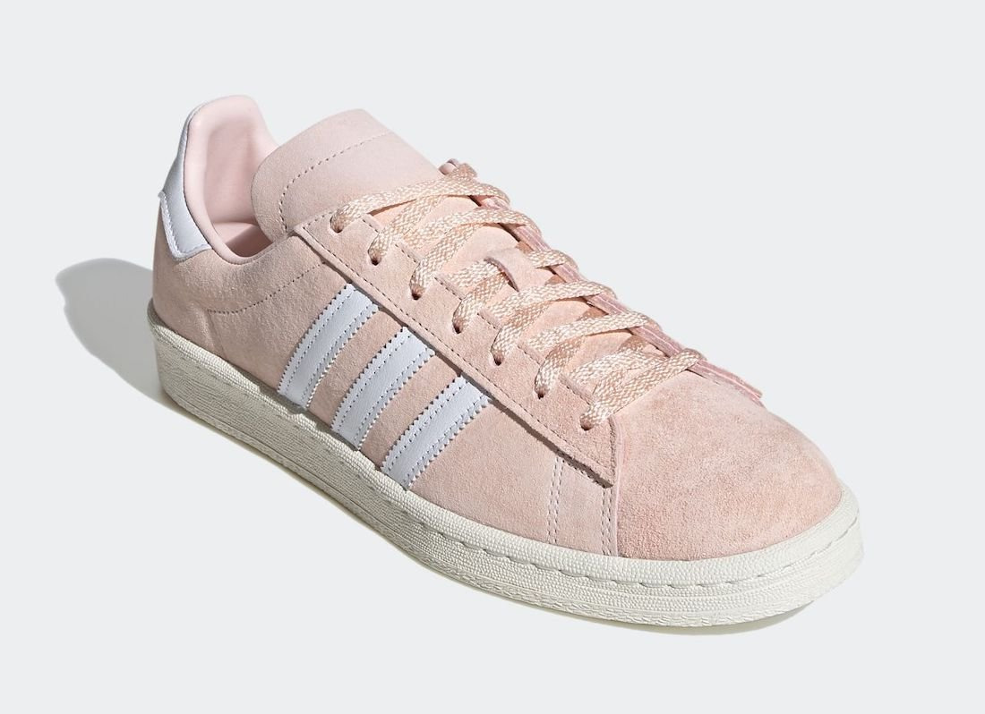 adidas Campus 80s Starting to Release in 'Pink Tint'