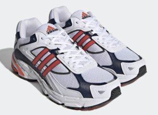 adidas Response CL White Orange Navy FX7719 Release Date Info