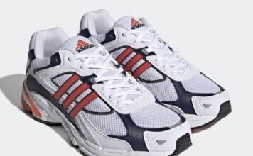 adidas Response CL White Orange Navy FX7719 Release Date Info