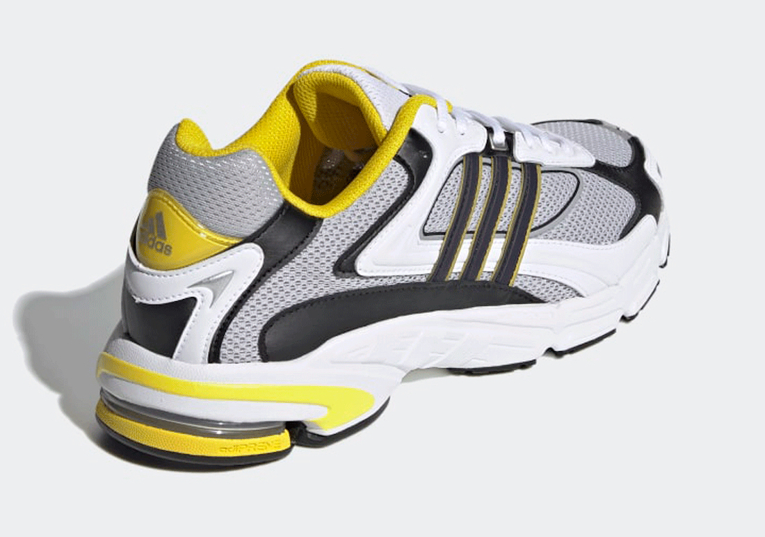 adidas Response CL Yellow Black FX7718 Release Date Info