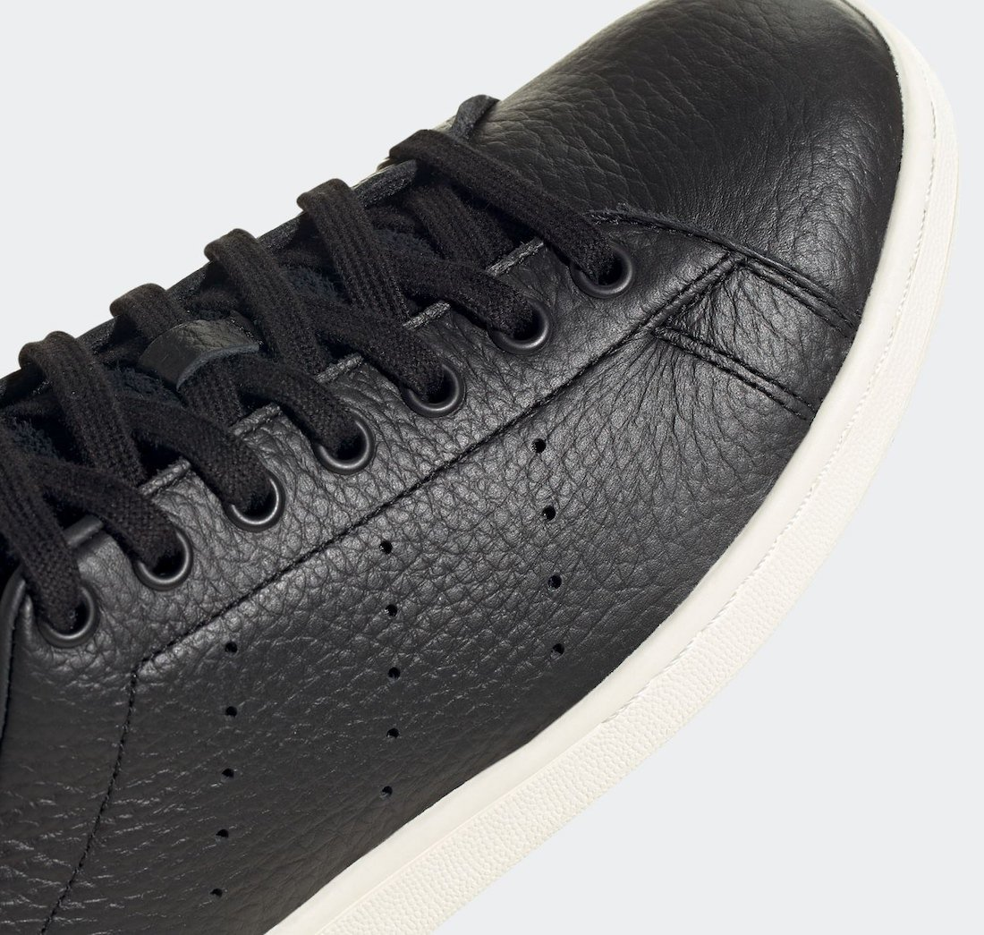 adidas Stan Smith Black FY0070 Release Date Info