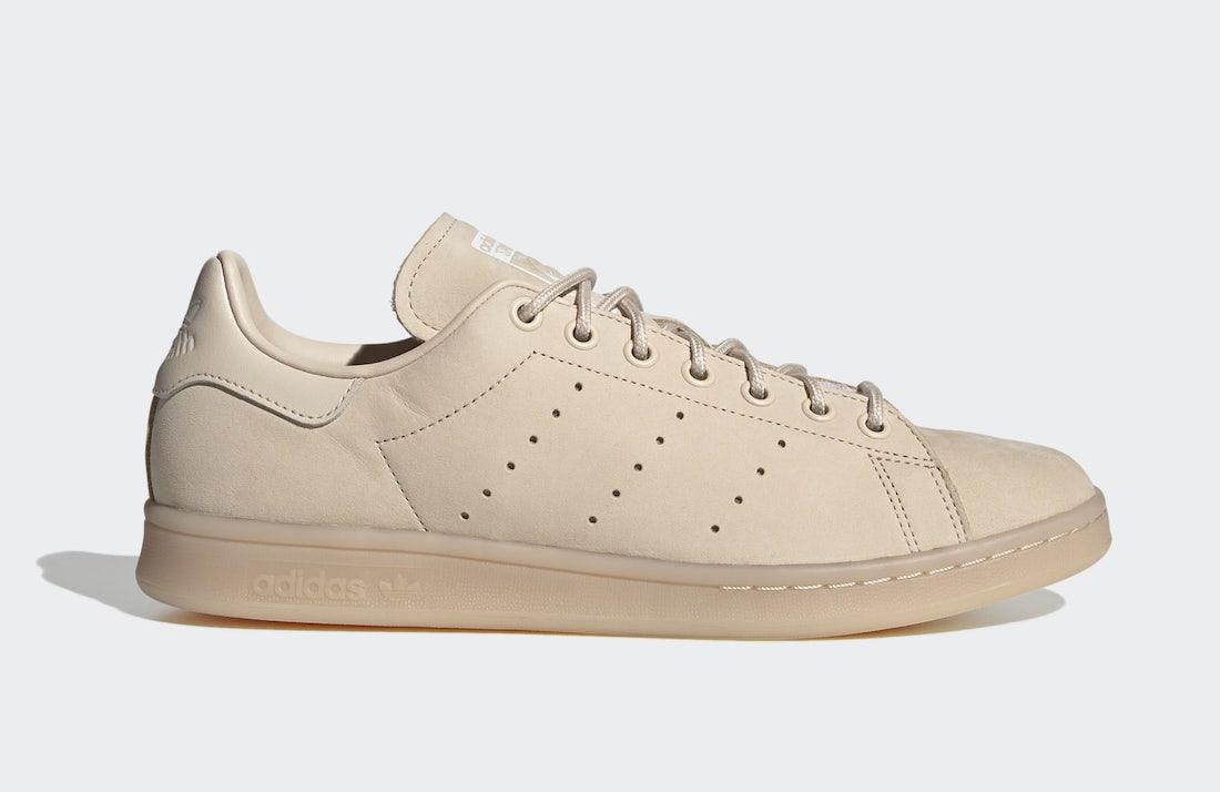 adidas Stan Smith Linen FZ3644 Release Date Info | SneakerFiles