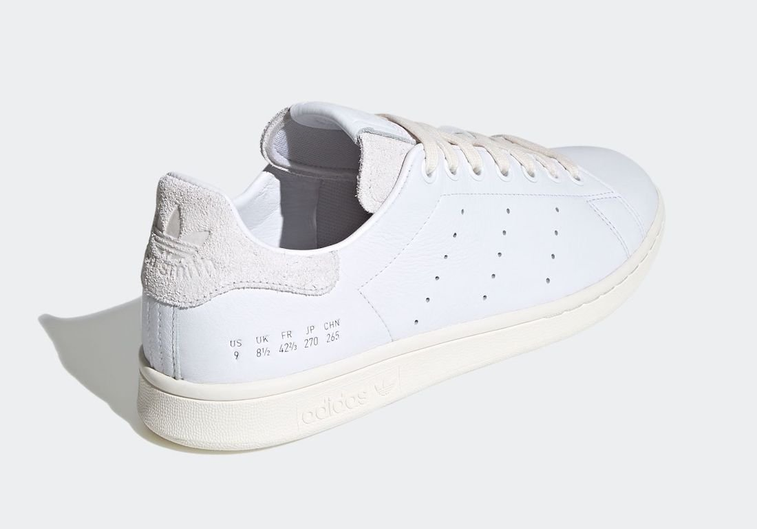 adidas Stan Smith White FY0040 Release Date Info