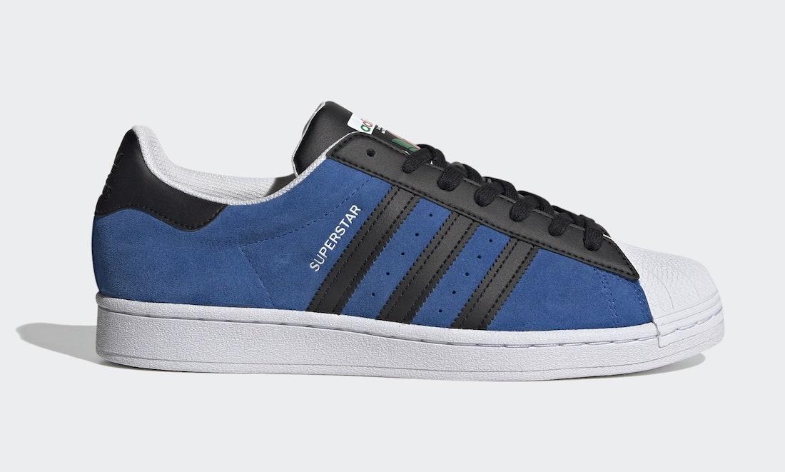 adidas Superstar Blue FU9523 Release Date Info