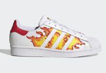 adidas Superstar Flames FZ4445 Release Date Info