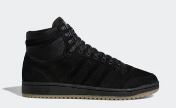 adidas Top Ten Black Gum FV4924 Release Date Info
