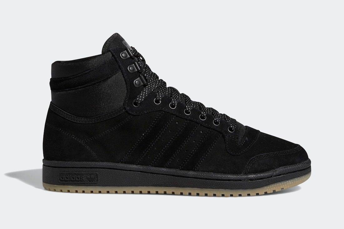 adidas Top Ten Black Gum FV4924 Release Date Info