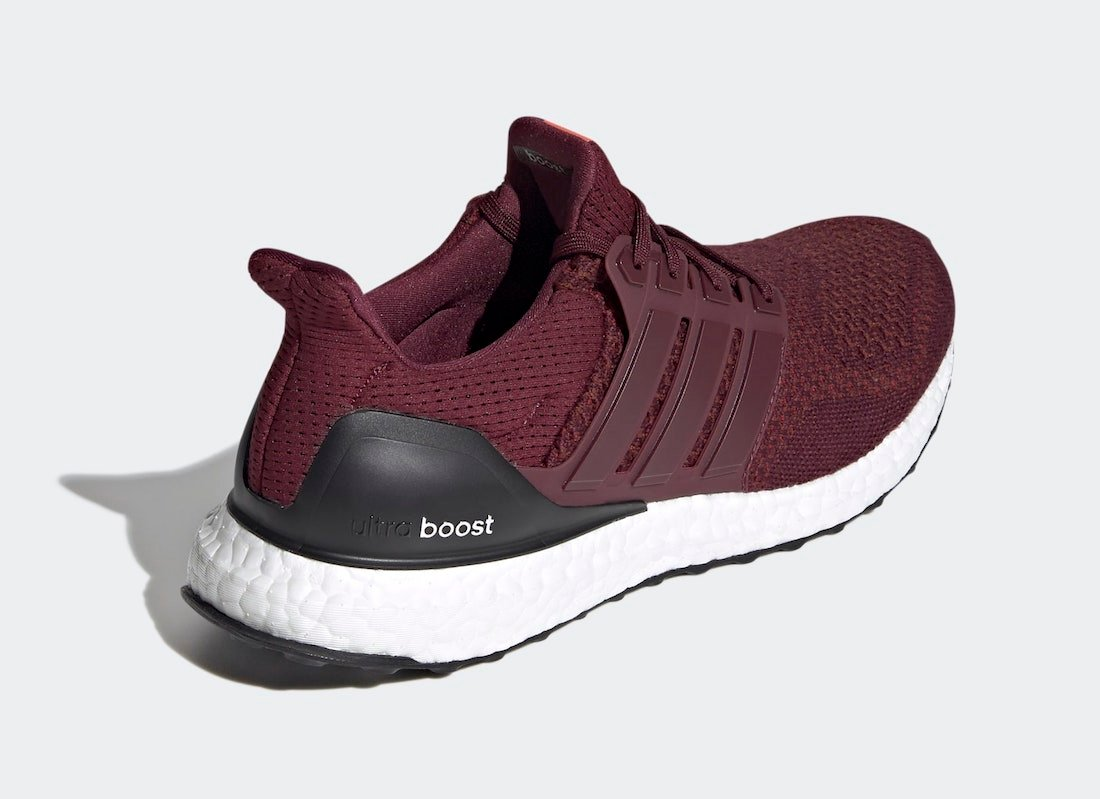 adidas Ultra Boost 1.0 Burgundy AF5836 Release Date Info