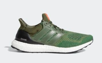 adidas Ultra Boost 1.0 Olive Base Green AF5837 Release Date Info
