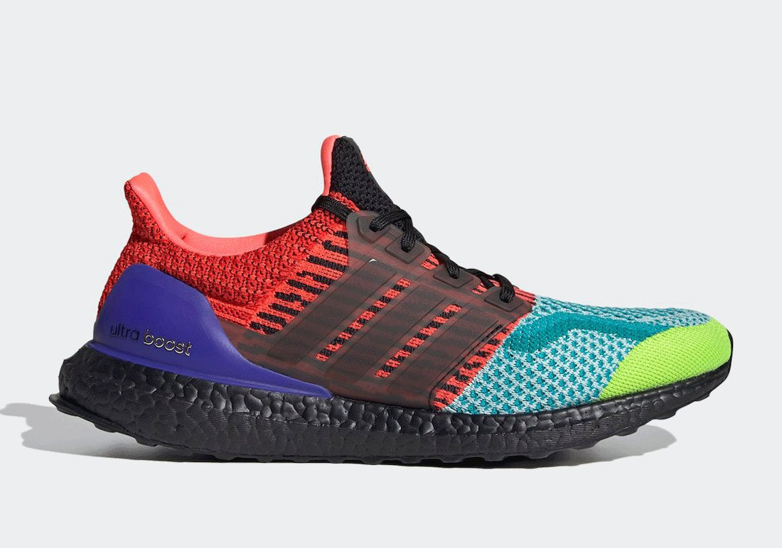 adidas Ultra Boost DNA What The EG5923