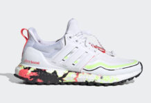 adidas Ultra Boost WINTER.RDY DNA White Pink FV7017 Release Date Info