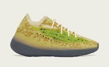 adidas Yeezy 380 Hylte Glow FZ4990 Release Date